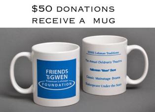 donate and we will send a mug!